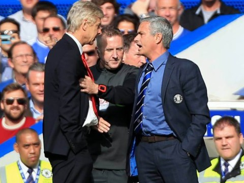 Why Chelsea boss Jose Mourinho is right to launch fresh attack on crybaby manager Arsene Wenger