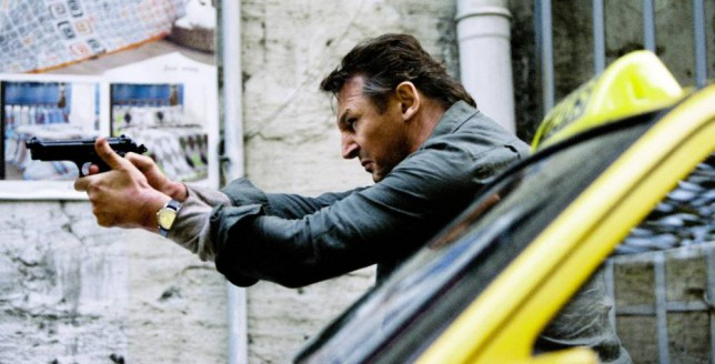 Mandatory credit: TM & copyright 20th Century Fox No Merchandising. Editorial Use Only No Book or TV usage without prior permission.. Mandatory Credit: Photo by 20thC.Fox/Everett/REX Shutterstock (1894107c).. Taken 2 - Liam Neeson.. Taken 2 - 2012.. ..