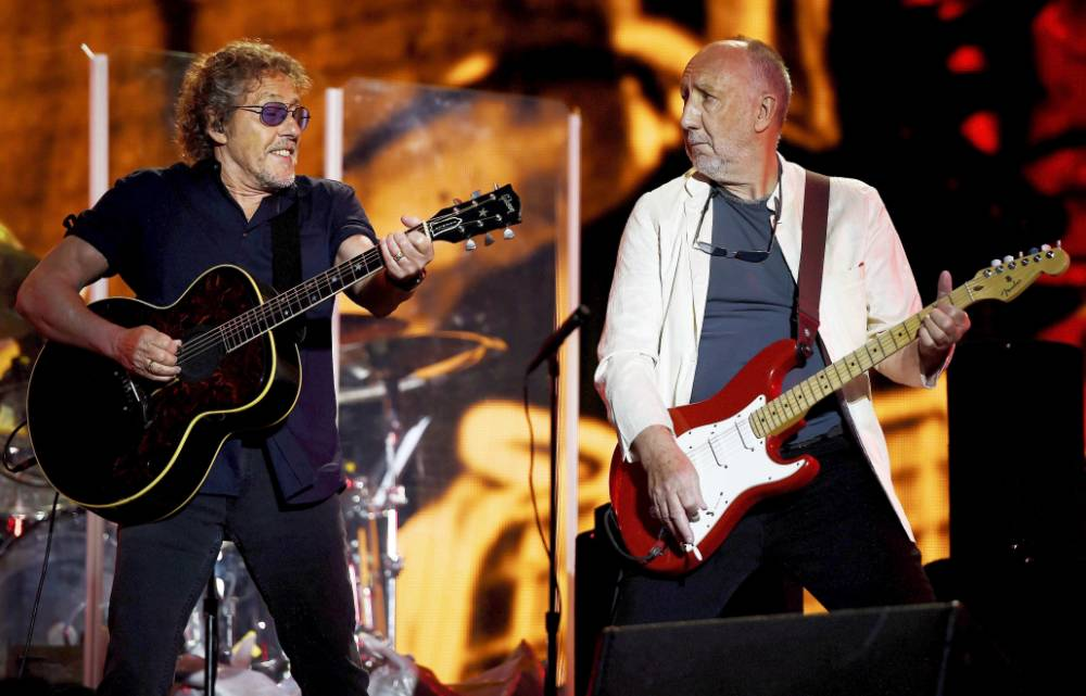 The Who cancel 50th anniversary tour as Roger Daltrey is diagnosed with meningitis