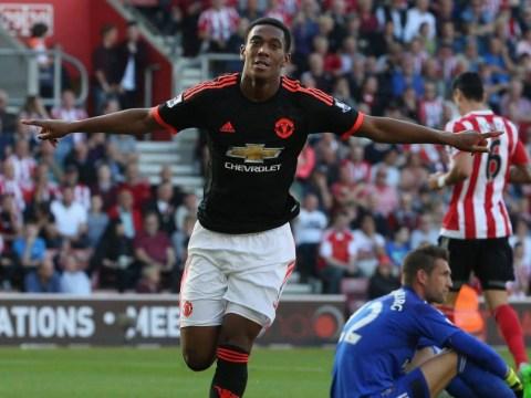 Has Anthony Martial just given Man United boss Louis van Gaal a big problem?