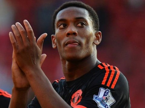 Manchester United's Anthony Martial can become the world's best striker, claims ex-Everton man Louis Saha
