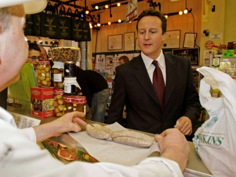 Cassetteboy has mashed up David Cameron's speeches into 'Gettin' Piggy With it'