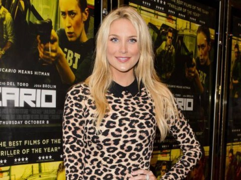 Made In Chelsea star Stephanie Pratt left with tempory paralysis after nasty spider bite