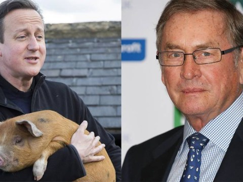 Lord Ashcroft 'facing the boot after #piggate claims'