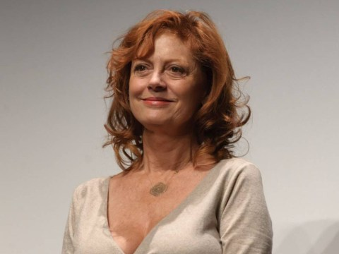 Susan Sarandon reveals her sexuality is 'open' and 'up for grabs'