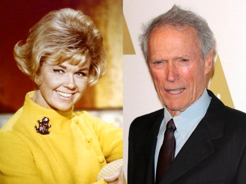 Doris Day shoots down rumours of a big screen return for Clint Eastwood movie