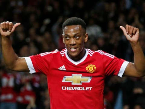 Manchester United legend Andy Cole is backing striker Anthony Martial for Manchester United stardom