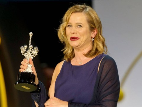 Emily Watson says she is 'too grateful' to campaign for equal pay in Hollywood