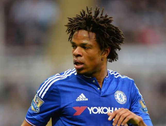 NEWCASTLE UPON TYNE, ENGLAND - SEPTEMBER 26: Loic Remy of Chelsea looks on during the Barclays Premier League match between Newcastle United and Chelsea at St James' Park on September 26, 2015 in Newcastle upon Tyne, United Kingdom.  (Photo by Tony Marshall/Getty Images)