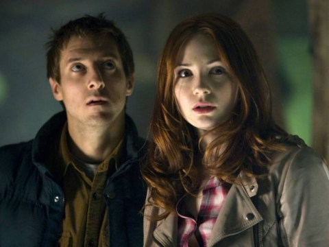 Karen Gillan's theory about what happened to Amy and Rory after The Angels Take Manhattan is pretty great