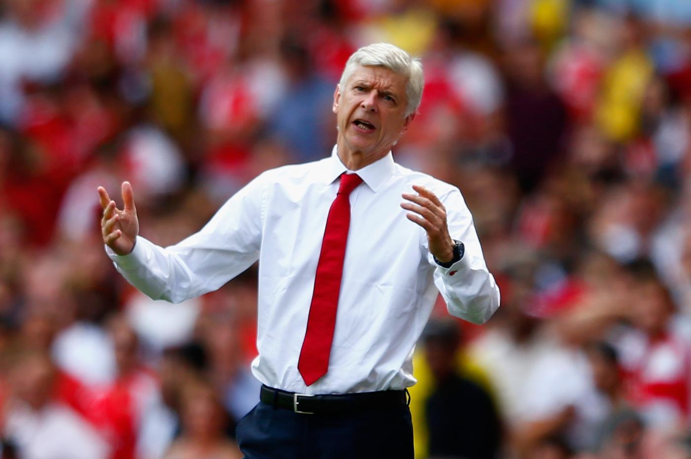 Has Arsene Wenger's lack of transfer activity already backfired on Arsenal?