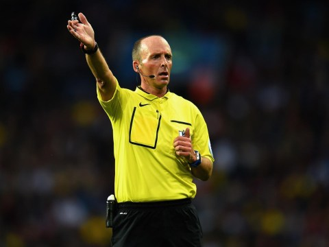 Fans launch a petition to stop Mike Dean from refereeing an Arsenal match again after his performance v Chelsea