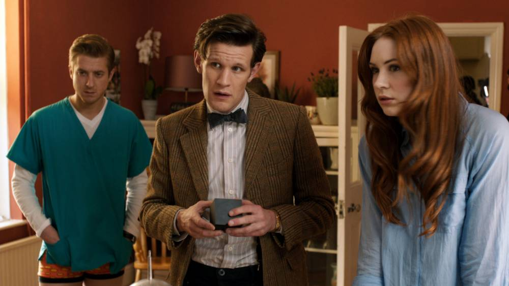 Karen Gillan is up for a return to Doctor Who alongside Jodie Whittaker