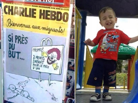 Charlie Hebdo criticised for controversial Alan Kurdi cartoon but did most people miss the point?