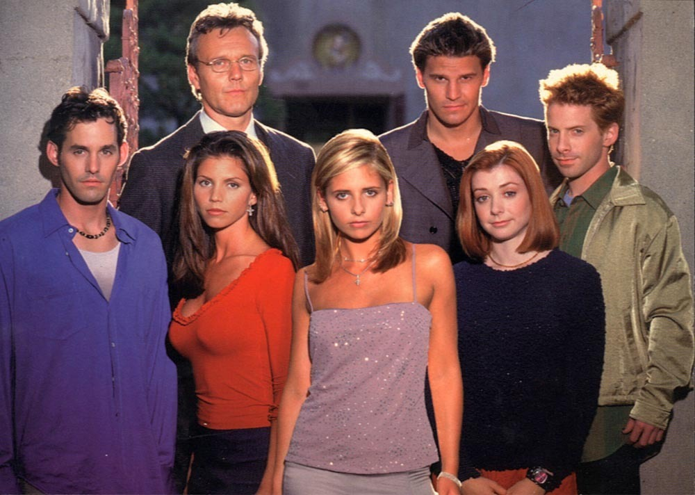 David Boreanaz shoots hopes of a Buffy The Vampire Slayer remake down in flames