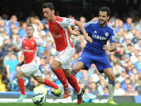 Cesc Fabregas stats show FIFA 16 were wrong to say he's a better passer than Arsenal's Mesut Ozil