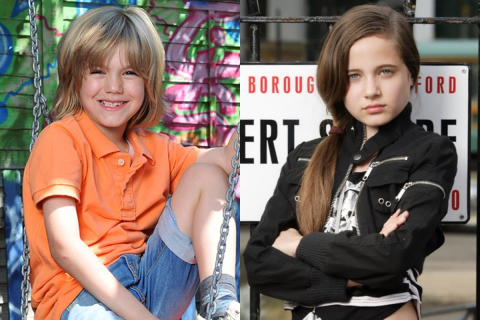 EastEnders kids don't have a long shelf-life, do they: 10 young characters who were re-cast
