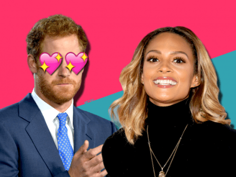 Alesha Dixon claims Prince Harry once tried to chat her up – but she was so naive she didn't realise