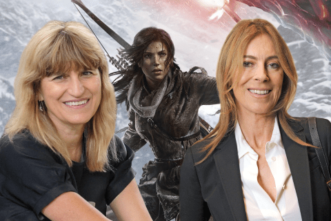 That Tomb Raider reboot is moving ahead with an Oscar winner and a Twilight director attached