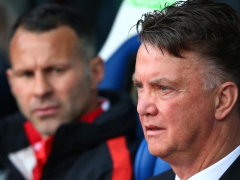Louis van Gaal admits defeat in Premier League title race and confirms Ryan Giggs will be the club's next manager