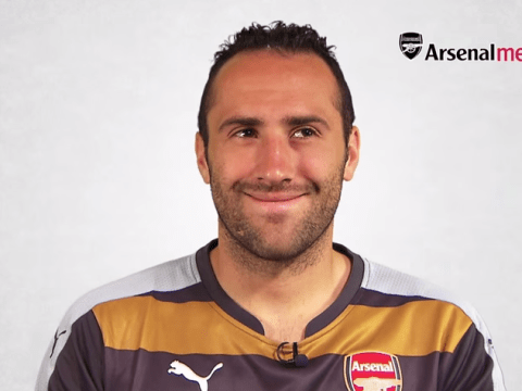 David Ospina picks his ultimate XI, snubs majority of Arsenal defenders