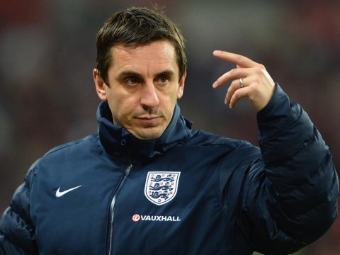 Gary Neville is still upset that Manchester United sold Danny Welbeck to Arsenal