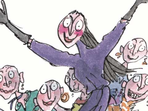 9 genuine fears Roald Dahl fans had during childhood