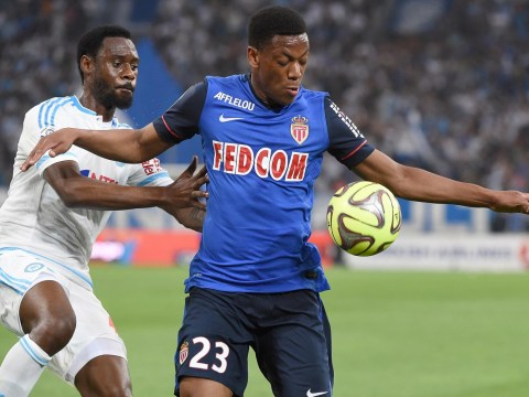 Manchester United complete transfer of Monaco attacker Anthony Martial, according to Duncan Castles