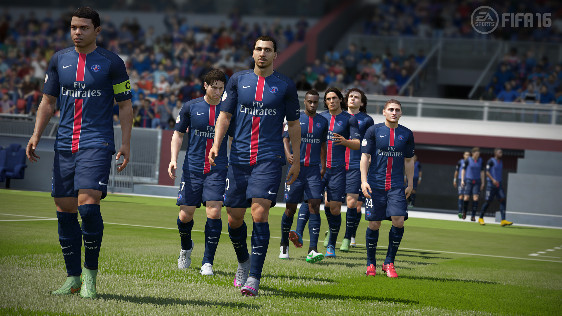 FIFA 16 - not as good a start as last year