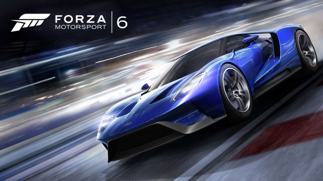 Forza Motorsport 6 - they never live long