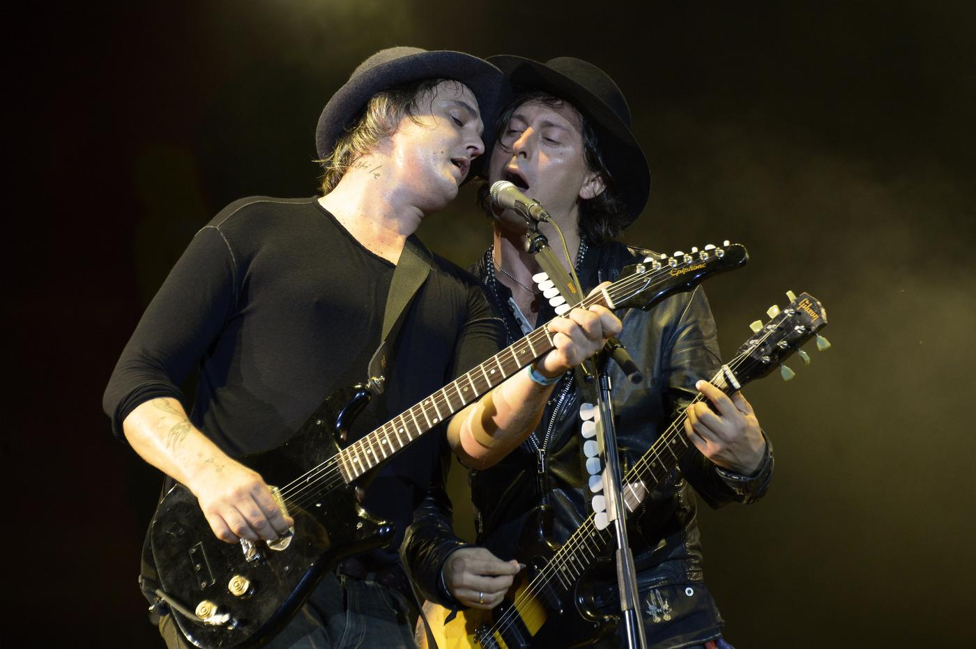 The Libertines say Pete Doherty is 'safe and okay' after postponing gig due to 'medical situation'
