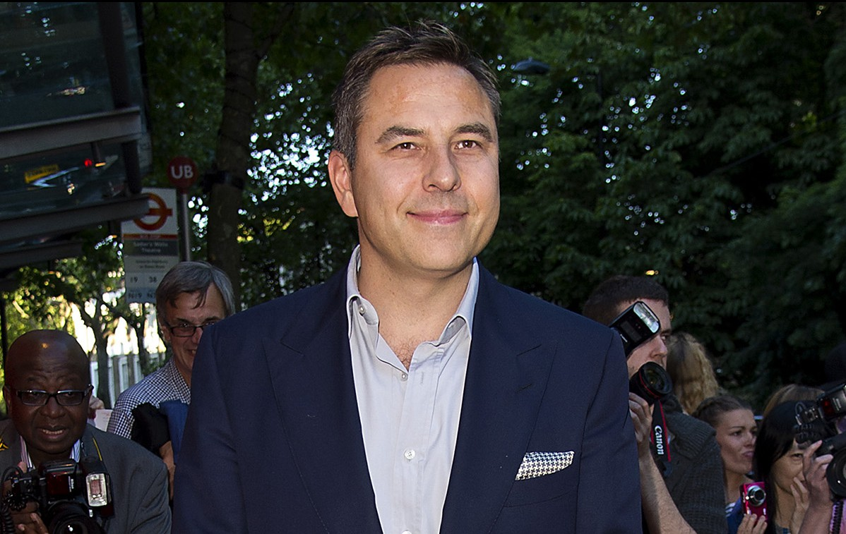 "LONDON, ENGLAND - JULY 19: David Walliams attends a gala performance of Matthew Bourne's ""The Car Man"" at Sadlers Wells Theatre on July 19, 2015 in London, England. (Photo by Ben A. Pruchnie/Getty Images)"