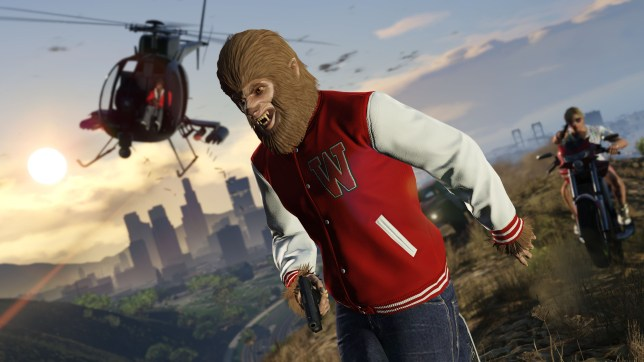 cant play gta online ps3