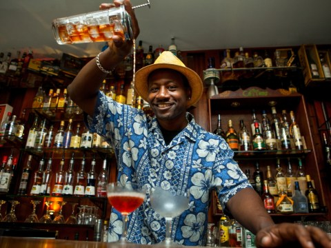 This man invented his dream job… and now travels the world drinking rum (*goes off to write CV*)