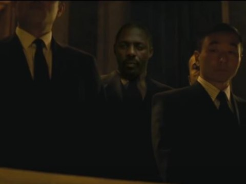 This is what Spectre would look like if Idris Elba played James Bond