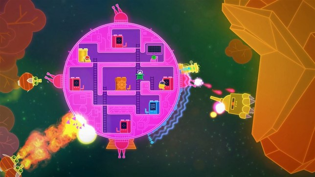 Lovers In A Dangerous Spacetime (XO) - you'll love it