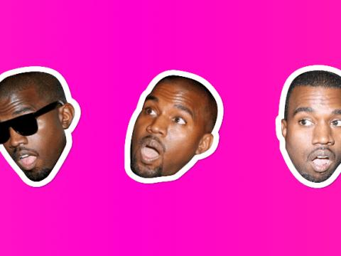 The Yemoji app gives you the power of Kanye emoji