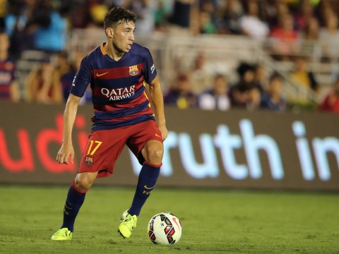 Have Arsenal missed their chance to sign Barcelona's Munir El-Haddadi?