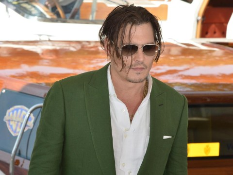 Johnny Depp: 'I killed my dogs and ate them'