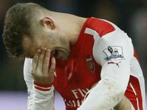Arsenal fans compare Jack Wilshere to Abou Diaby after latest injury setback