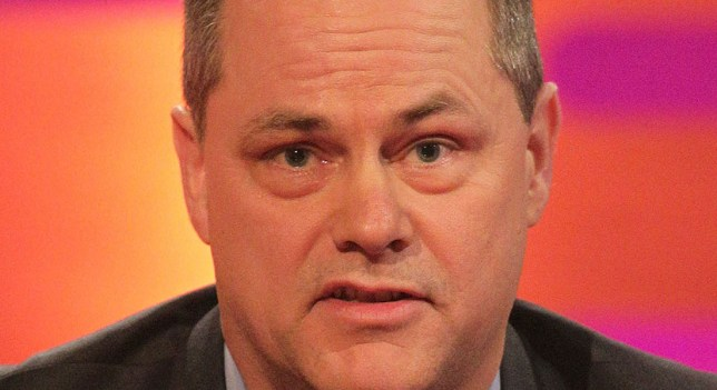 Fired! Jack Dee has sacked himself from The Apprentice spin-off host duties (Picture: BBC)