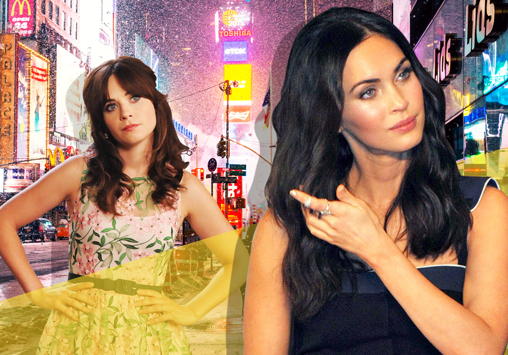 Megan Fox is replacing Zooey Deschanel in New Girl