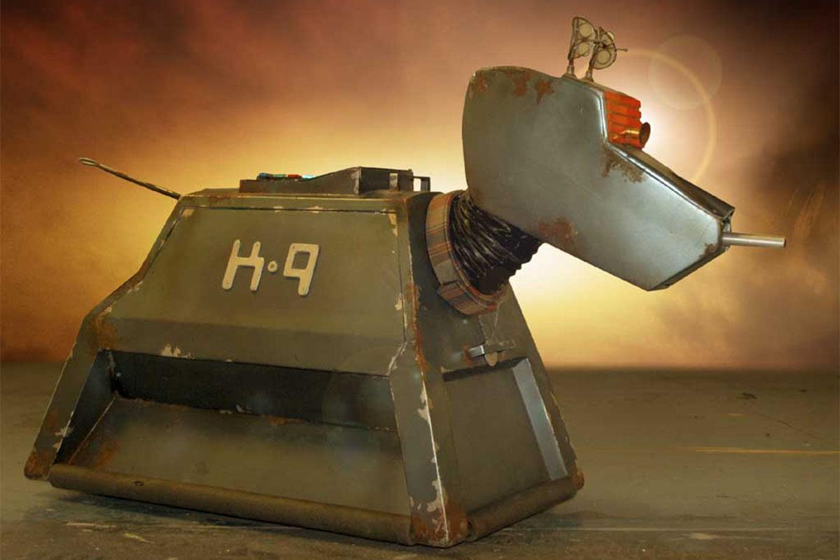Doctor Who's tin dog to make a return? Steven Moffat wants K9 back!