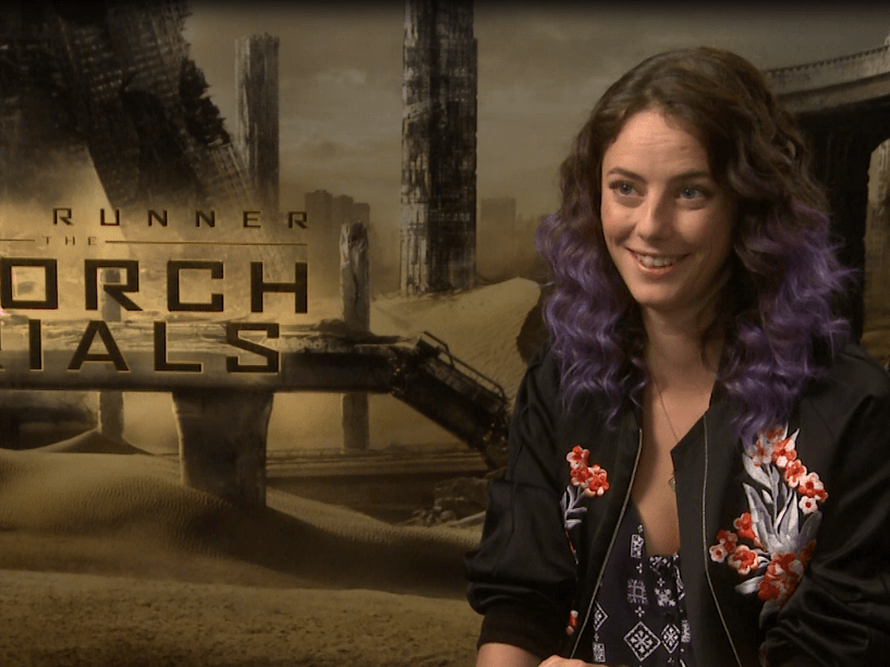 Scorch Trials' Kaya Scodelario Interview: 'Me and my two best friends are planning our weddings together!'