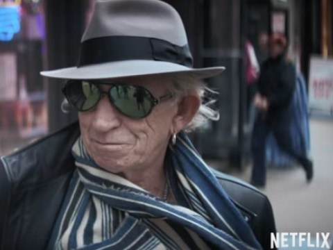 Keith Richard contemplates life, age and music in trailer for Netflix documentary about his life