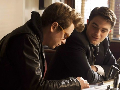 EXCLUSIVE: Watch Robert Pattinson and Dane DeHaan's uneasy friendship at work in clip from Life