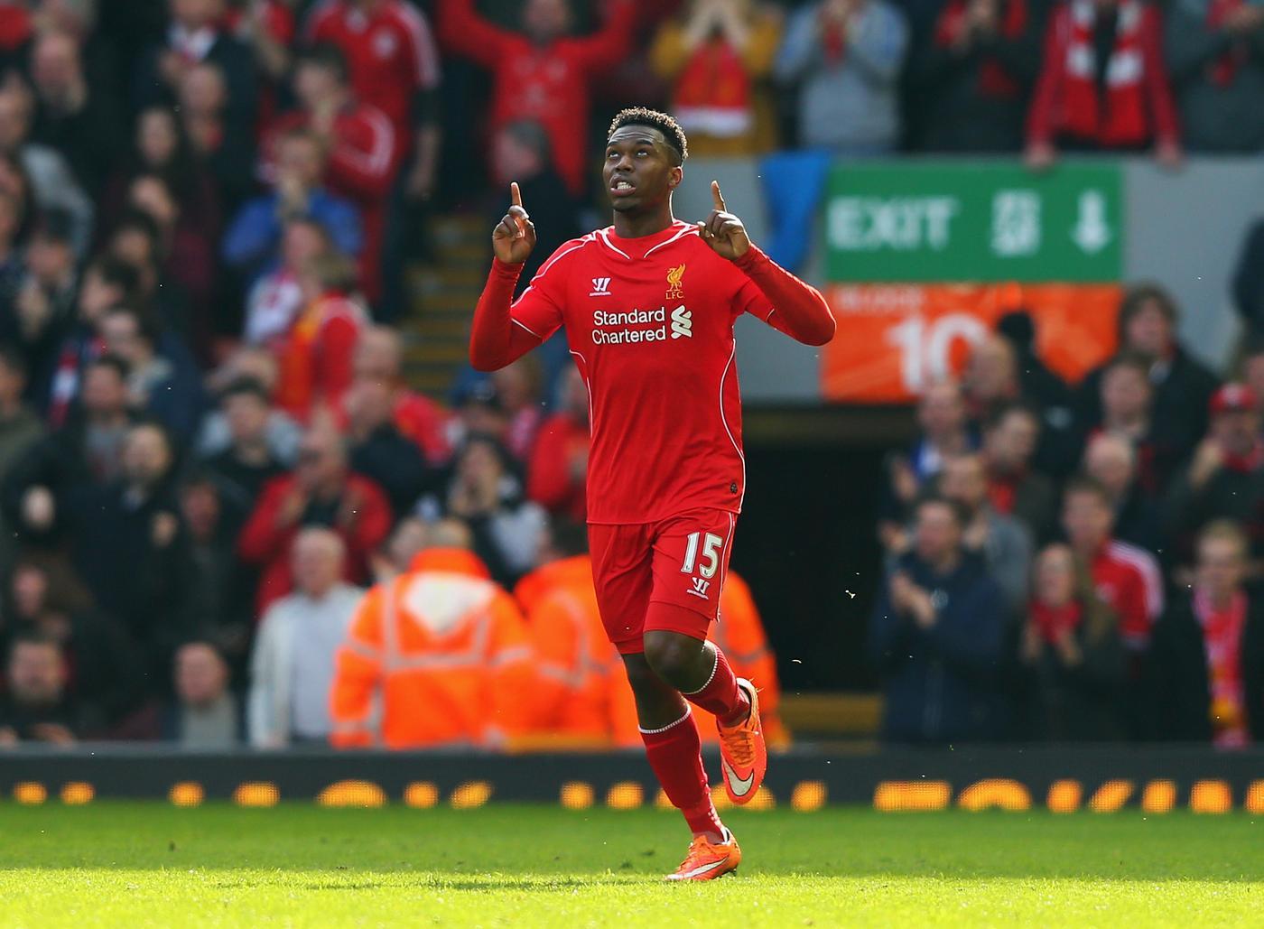 Liverpool handed huge injury boost as Daniel Sturridge returns to full training