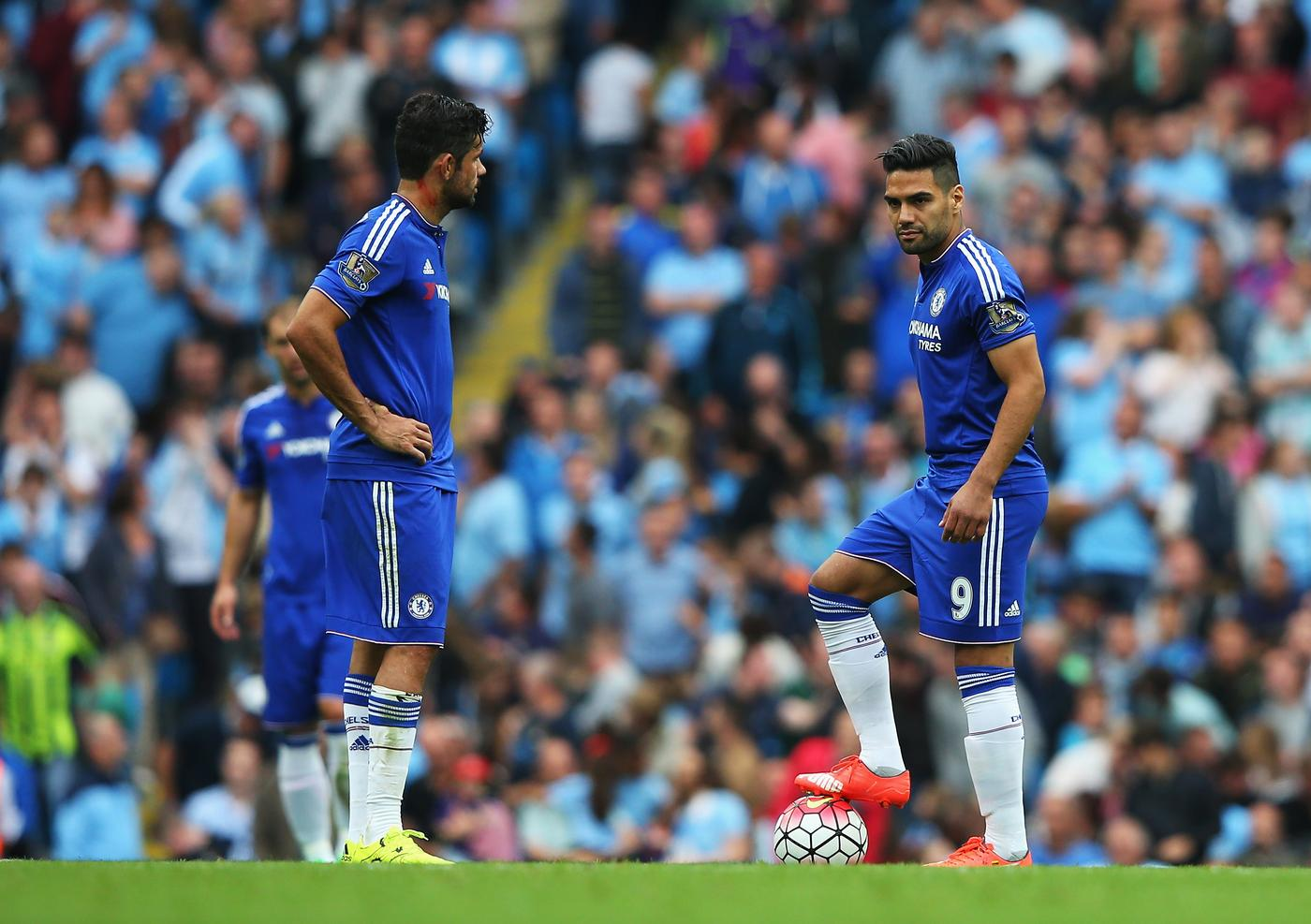 Why Radamel Falcao and Loic Remy both have points to prove at Chelsea in Diego Costa's absence