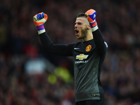 David De Gea signs four-year contract at Manchester United with one-year extension option