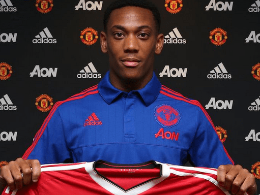 Manchester United offered Anthony Martial a pool and a tennis court to persuade him to leave Monaco